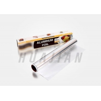 China Household Cooking Frozen Barbecue DMF Aluminum Foil Rolls factory