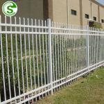 Buy cheap Backyard black aluminum tubular fence panel from Wholesalers