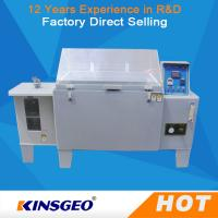 Buy cheap 3KW SO2 Gas Salt Spray Test Machine with 85%-95% RH Salt Fog Test Chamber With PID Controller from Wholesalers