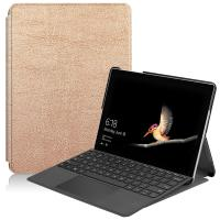 China Surface Go Case, Slim Light Smart Cover Stand Hard Shell for Microsoft Surface Go 2018 with Surface Pen Holder factory