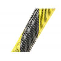 Buy cheap Wire Cover Braided Cable Protector Expandable Self Closing With Zipper from Wholesalers