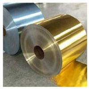 China 1100 H22 Width 200mm Hydrophilic Aluminum Foil factory