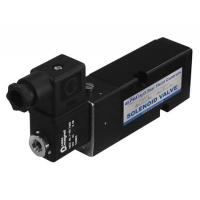 Buy cheap Black Pneumatic Solenoid Valve 24vdc Short Lead Time With Plate Type from Wholesalers