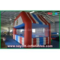 China Outdoor Oxford Cloth Promotion Cabin Inflatable Photobooth for Advertising on sale