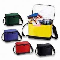 Buy cheap Colorful Ice Cooler Bag, Measures 24 x 28 x 16cm from wholesalers