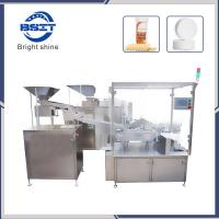 China food health Effervescent Tablet  into PP tube filling machine (BSP40A) factory