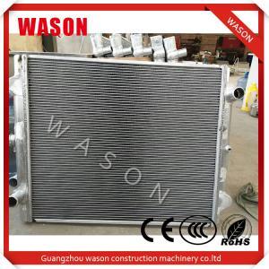 Buy cheap Excavator Hot Water Radiator / Hitachi ZAX120-6 Water Radiator Heater from Wholesalers