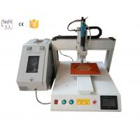 Buy cheap XY Robot Screw Tightening Machine XY Table Screw Driving Machine from Wholesalers
