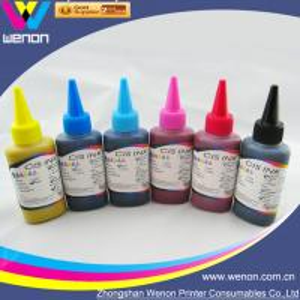 China sublimation ink for Epson 4 color&6 color desktp printer ink factory