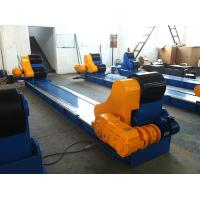 Buy cheap Self Aligning Welding Rotator Pipe Rollers Heavy Duty , Bolt Adjustment Pipe from wholesalers