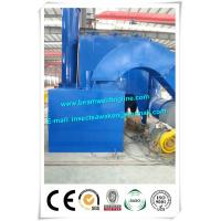 China Roller Conveyor Steel Plate Shot Blasting Machine For Removing Rust factory