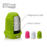 Buy cheap Portable Alkaline Water Filter Bottle , Collapsible Water Bottle Food Grade PET from wholesalers