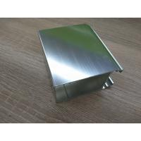 Buy cheap Silver White Polished Aluminium Profile Door And Window Accessories from Wholesalers