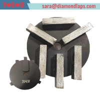 China BearKlaw Unparalleled diamond grinding tool for epoxy and coating removal factory