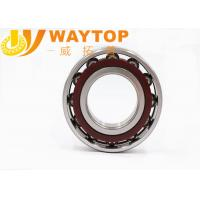 Buy cheap Single Row Angular Contact Ball Bearing 3308 Chrome Steel Material from Wholesalers