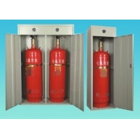 China 70L FM200 Fire Fighting System For Computer Room Library on sale