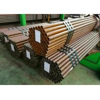 China Cold Drawn Seamless Carbon Steel Tube ASTM A179 19.05*2.11*6000MM Min Wall factory