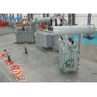Buy cheap Oil Immersed Three Phase Power Transformers 110kV / 50000 Kva from Wholesalers