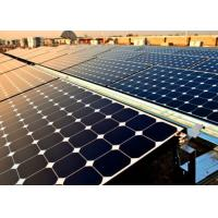 China Energy Saving C Grade Solar Panels Aluminum Alloy Plated With Junction Box on sale