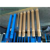 China Large Diameter RC DTH Hammer 4.5 Inch With 1.5-3.5Mpa Working Pressure factory