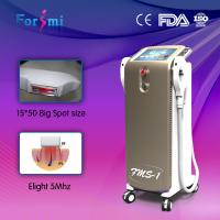 Buy cheap 3000W strong power ipl shr hair removal machine best permanent hair removal system from Wholesalers
