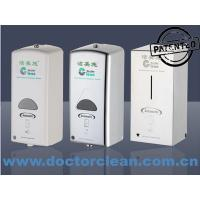 Buy cheap 1000ml Automatic Antibacterial Gel Alcohol and Hand Soap Dispenser with Bag and Pouch from Wholesalers