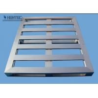 Buy cheap Pallet Aluminum Extrusion Shapes Lightweight With Anodized Surface from Wholesalers