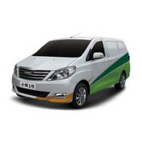 Buy cheap Dual Use Electric Seven Seater MPV Business Car / People Carrier Cars from Wholesalers