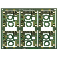 China Walkie talkie PCB Prototype and Manufacturing - Grande - 58pcba.com on sale