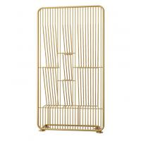Buy cheap Multi Functional Metal Shop Display Showcase Anti Rust For Store Decoration from Wholesalers