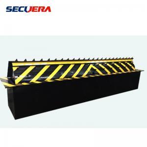 China Terrorist Proof Hydraulic Road Blocker 304 Stainless Steel High Machining Precision factory