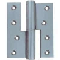 "China Right Angle Corner SS Square Door Hinges L Shape Lift Off 4"" X 3"" X 2.5mm factory"