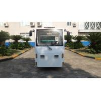 China Safety Baggage Towing Tractor Pneumatic Tire 250 - 350 Mm Ground Clearance factory