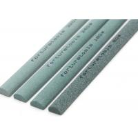 Buy cheap Half Round Green Silicon Carbide Sharpening Stone Abrasive Sticks from Wholesalers
