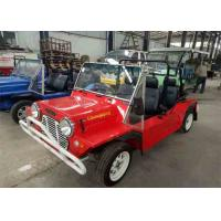 Buy cheap Left / Right Driving Classic Mini Moke Car Gasoline Or Electric Type Street Legal from Wholesalers