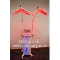 Buy cheap LED phototherapy lamp with two heads Dual panel LED PDT therapy light BS-LED3E from Wholesalers
