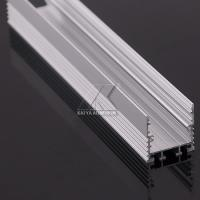 China 16x16 Aluminum Alloy Extrusion Profile , White LED Bar Easy Install 2-5m Length factory
