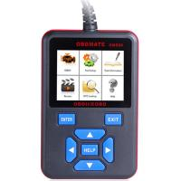Buy cheap Handheld Universal OBDMATE OM580 diagnostic code reader obd2 With Color Screen from wholesalers