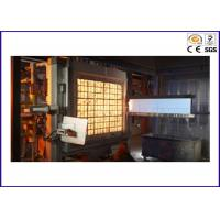 Buy cheap BS 476 Part 7 Flammability Testing Equipment / Surface Flame Spread Test Apparatus from Wholesalers
