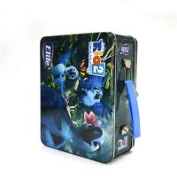 China Best Kids' Lunch Tin Boxes for School factory