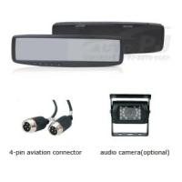 """Buy cheap 4.3"""" Clip-on Audio Mirror Monitor for Commercial Vehicles (TM-4328A-CV) from Wholesalers"""