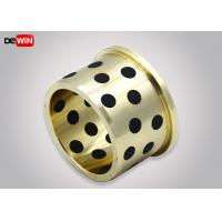 Buy cheap Engineering Machine Metric Bronze Bushings ,16*22*20 Inches Plain Bearing Bush from Wholesalers