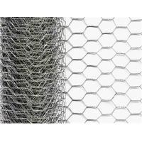 Buy cheap Utility Galvanized Hexagonal Chain Link Wire Mesh Fencing For Garden Zone 24 Inch X 50 Ft from Wholesalers