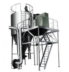 China High Efficient Milk Spray Dryer Machine 380 V Spray Congealing Equipment on sale