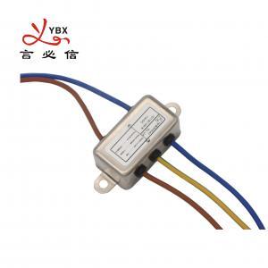 China Single Stage AC Noisy Power 400Hz EMI EMC Filter factory
