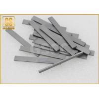 China High Thermal Conductivity K10 Tungsten Carbide Bar 2300 / 2500 MPa Bending Strength on sale