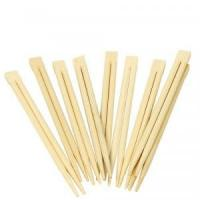 Buy cheap Eco Friendly Disposable Bamboo Chopsticks With Customized Logo Printed from wholesalers