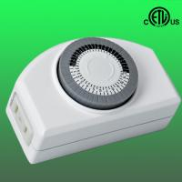 Buy cheap 24hours mechanical socket outlet time from wholesalers