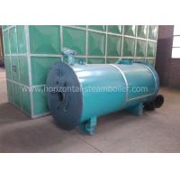 Buy cheap YYQW Series Low Pressure Hot Oil Boiler 1400Kw Thermal Oil Heating System from Wholesalers