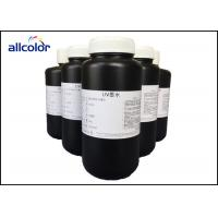 China Epson DX5 Head UV LED Ink For Metallic / Ceramic / Glass / Leather Printing factory